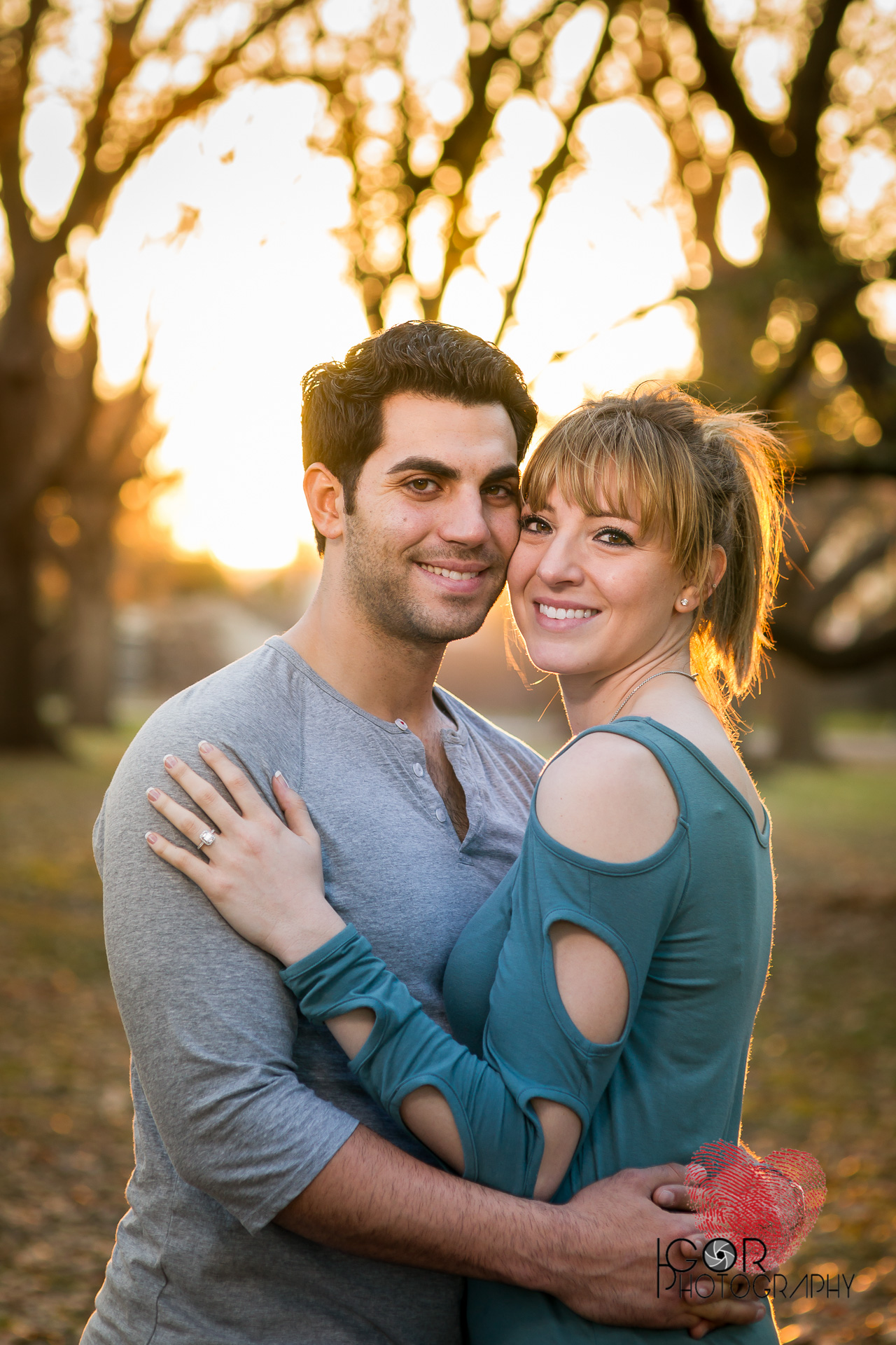 Fort Worth Engagement Portraits