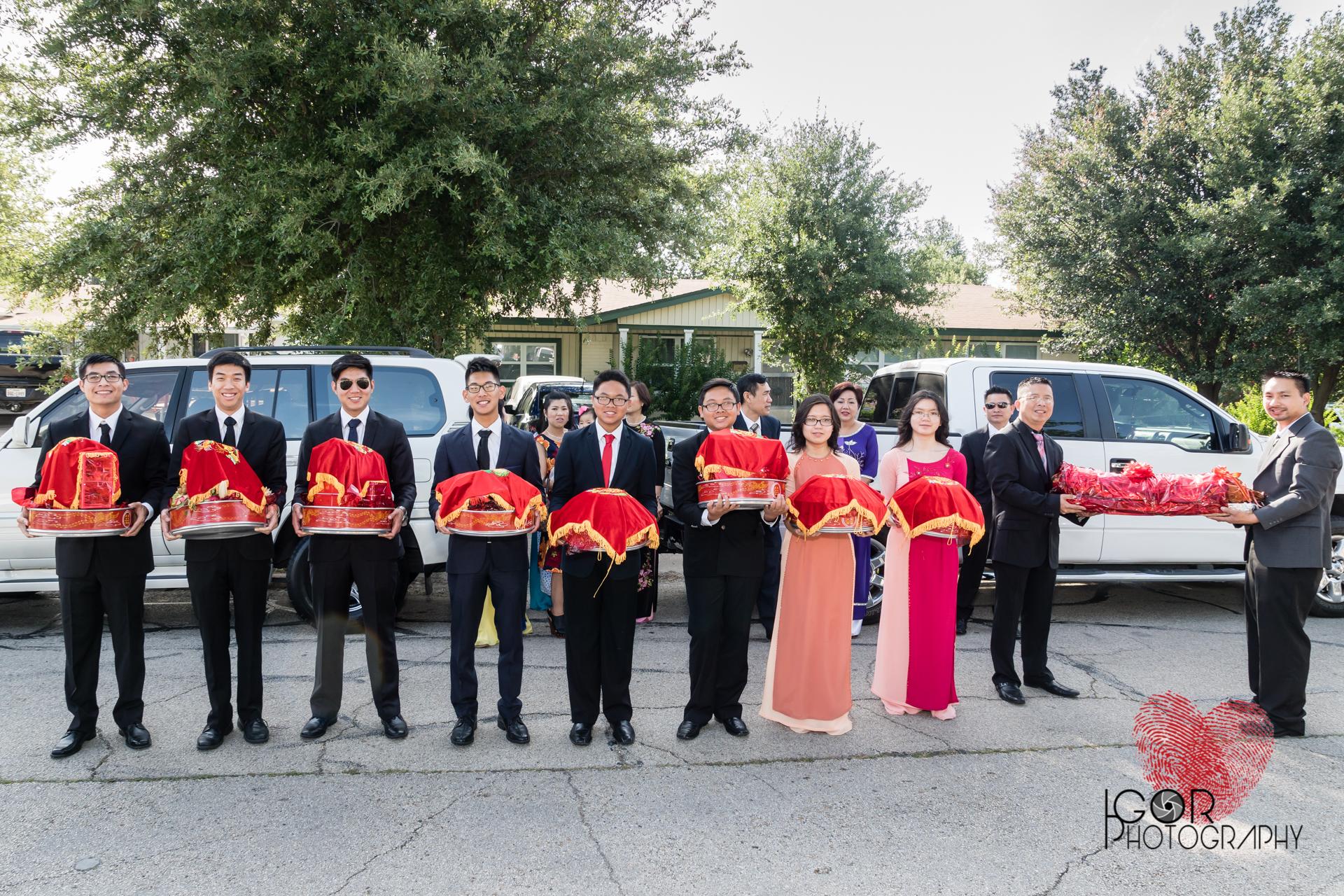 Vietnamese Betrothal