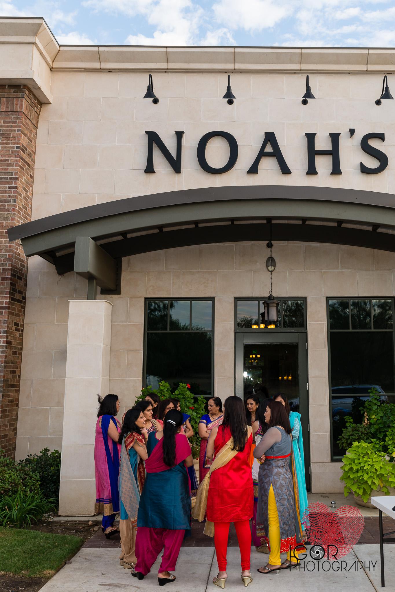 Noah's Indian Wedding
