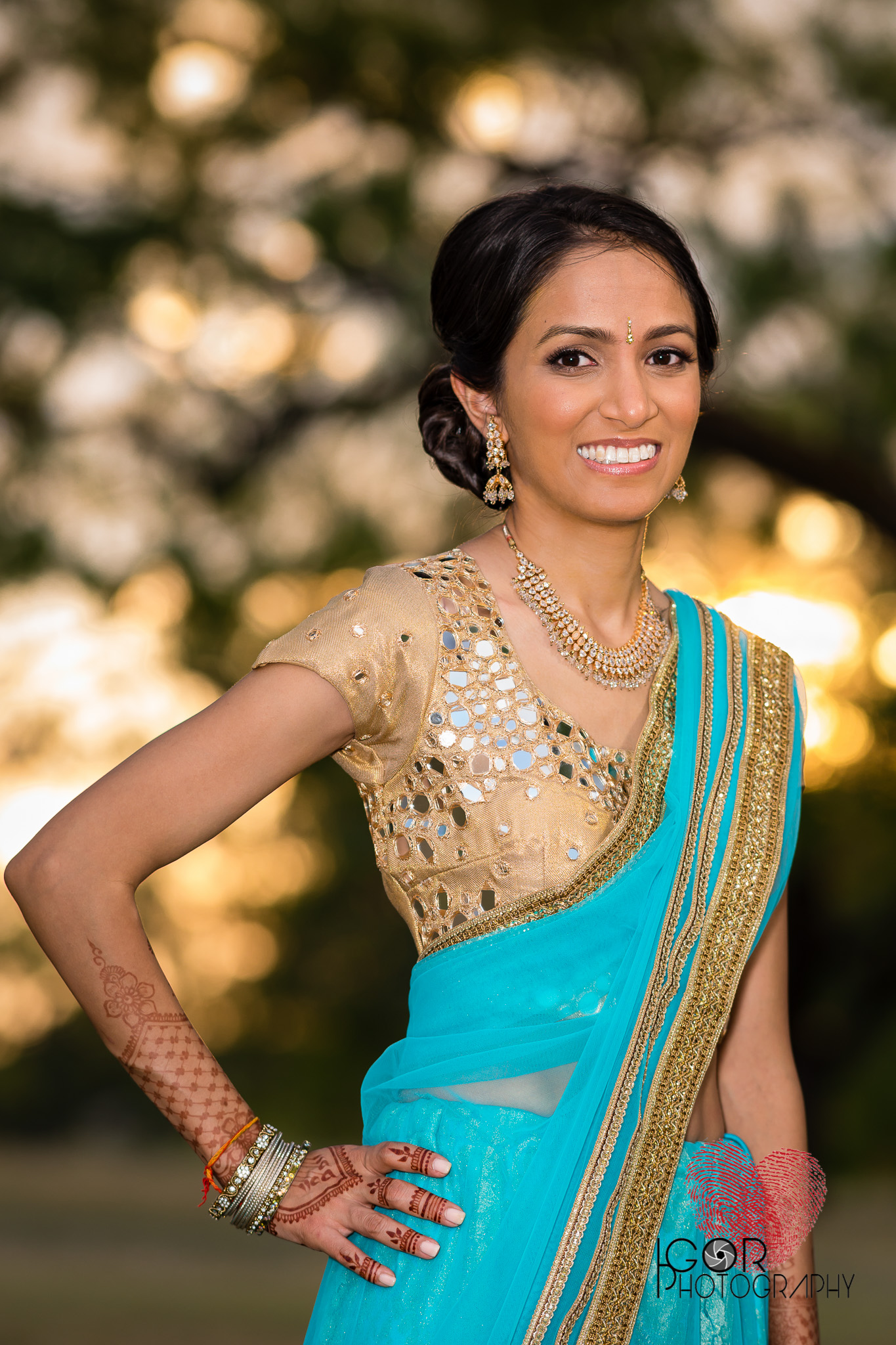 Indian bridal photographer