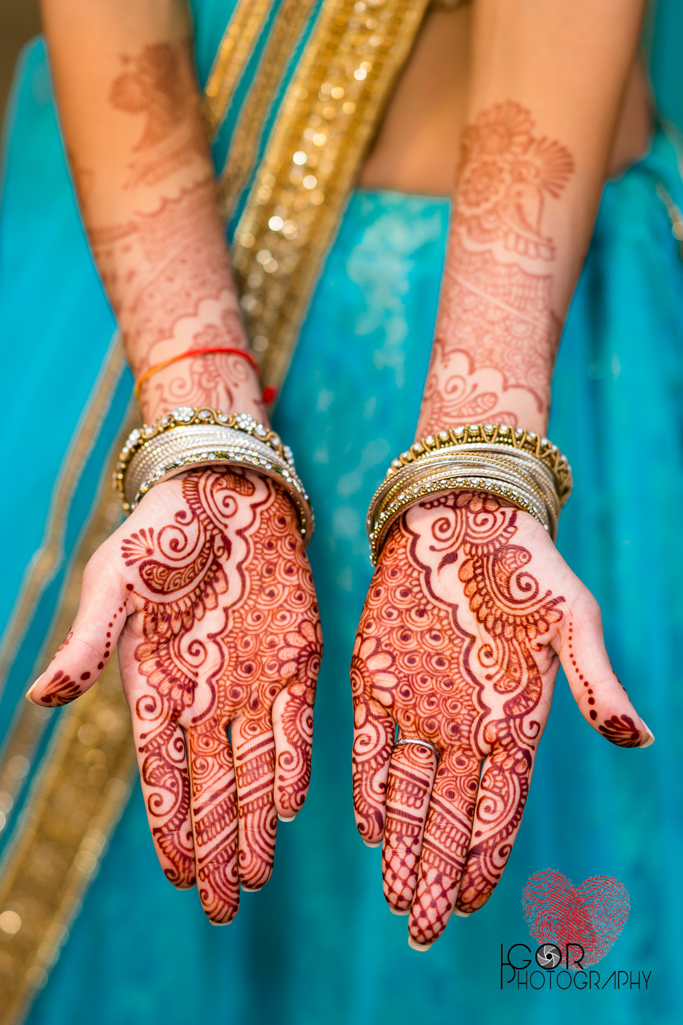 Mehndi ceremony