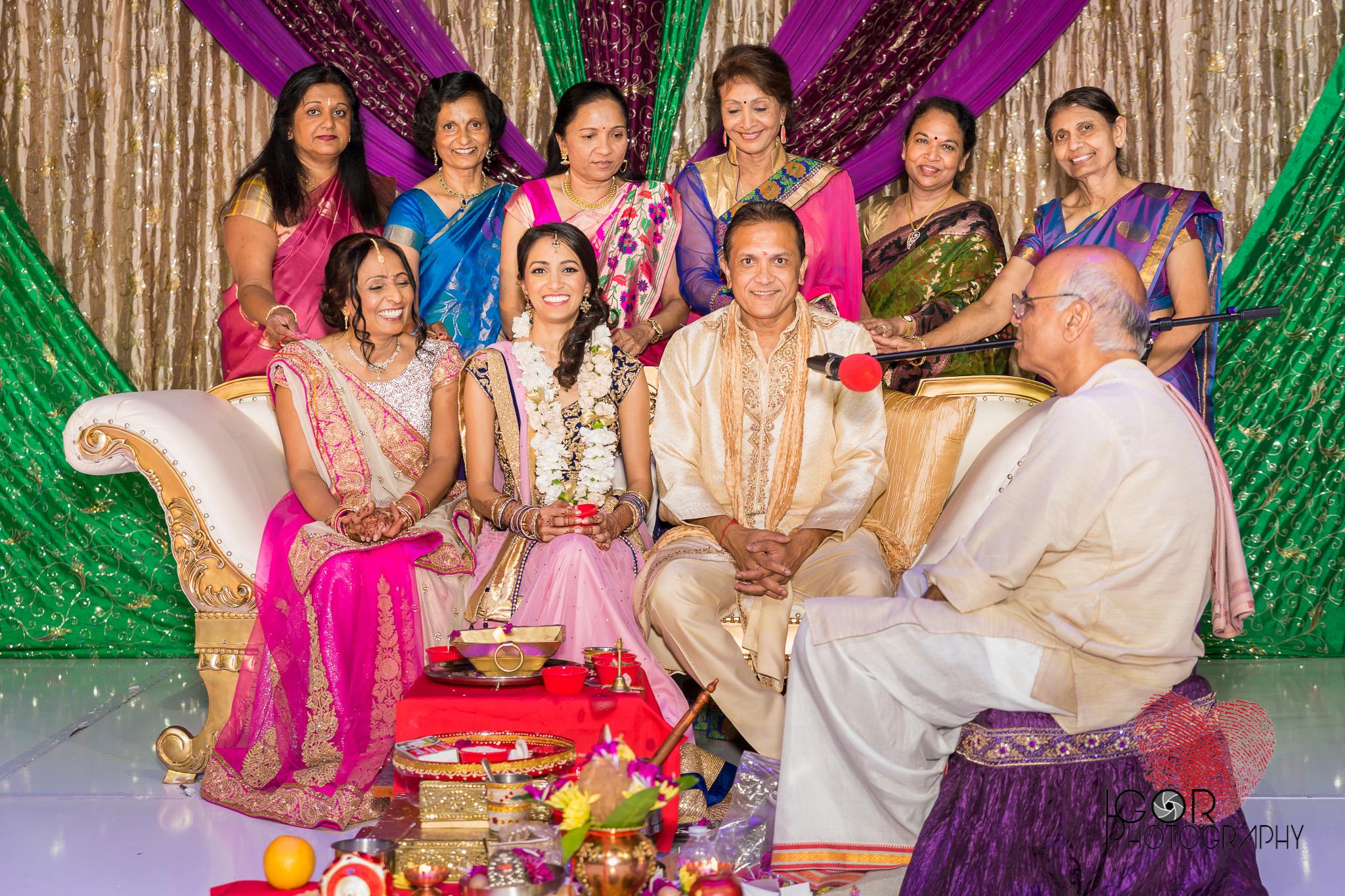 Dallas Indian ceremony photos