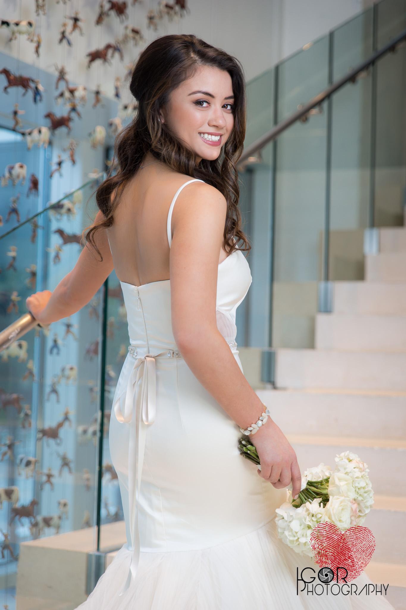Dalls hotel bride pictures