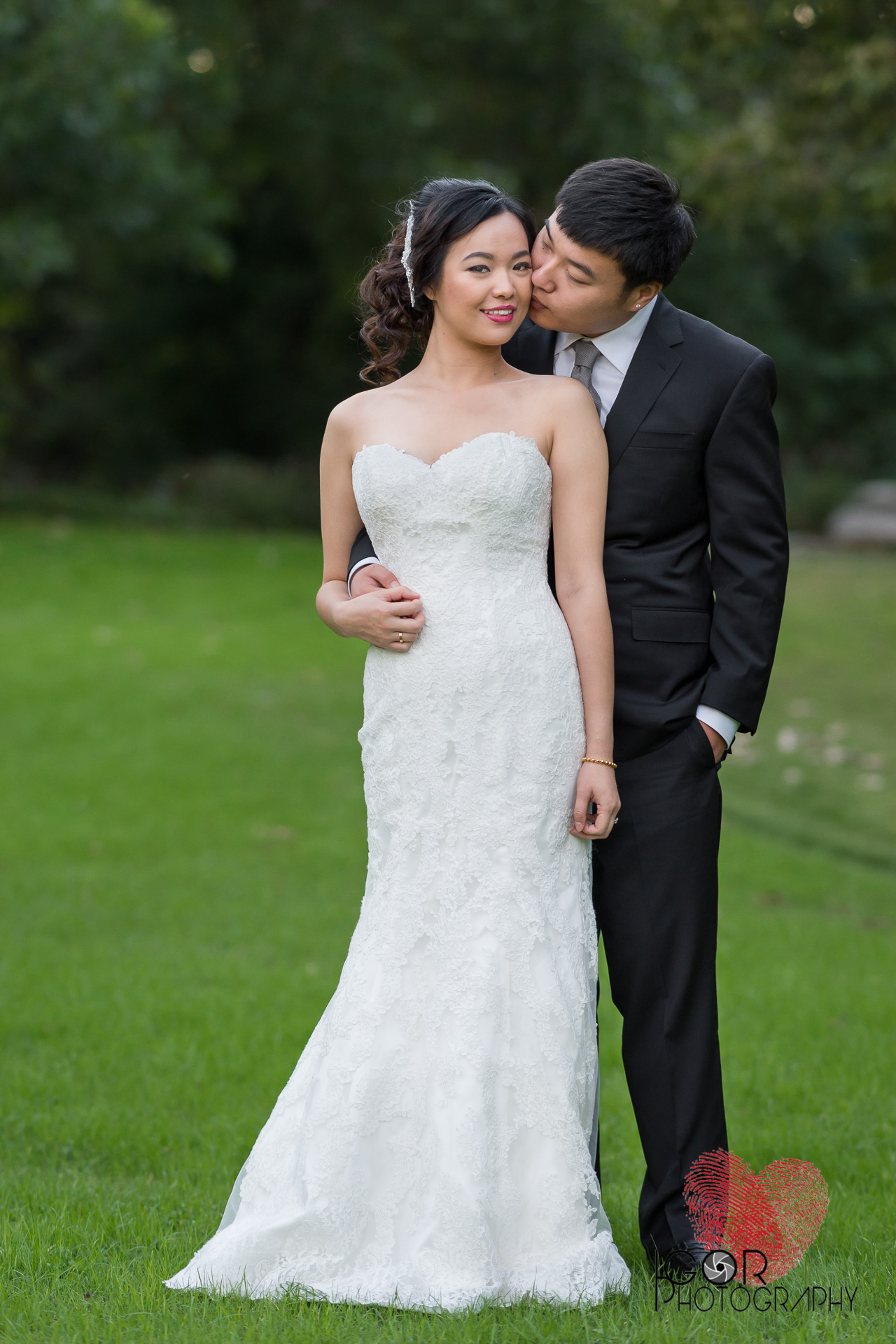 Elegant Fort Worth Wedding