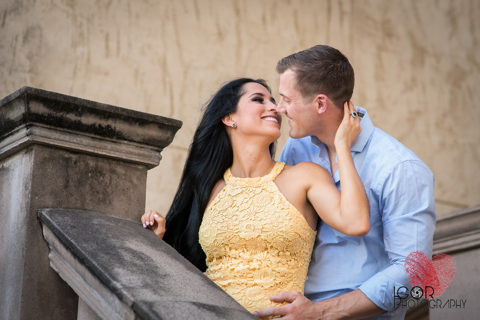 Irving Engagement Photography