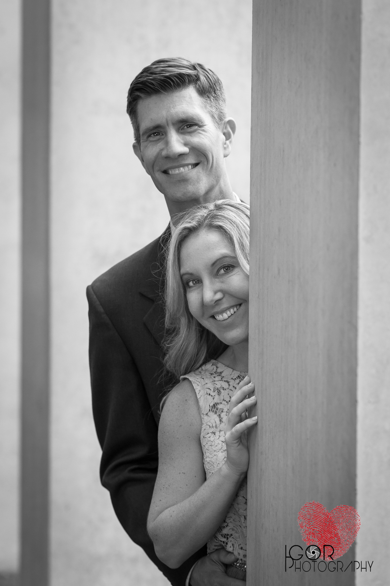 Engagement pictures in DFW