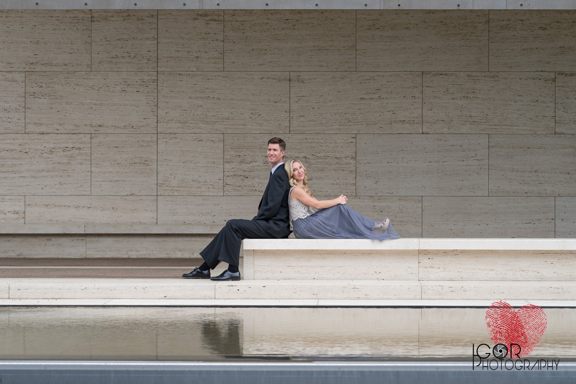 Kimbell Art Museum photo session