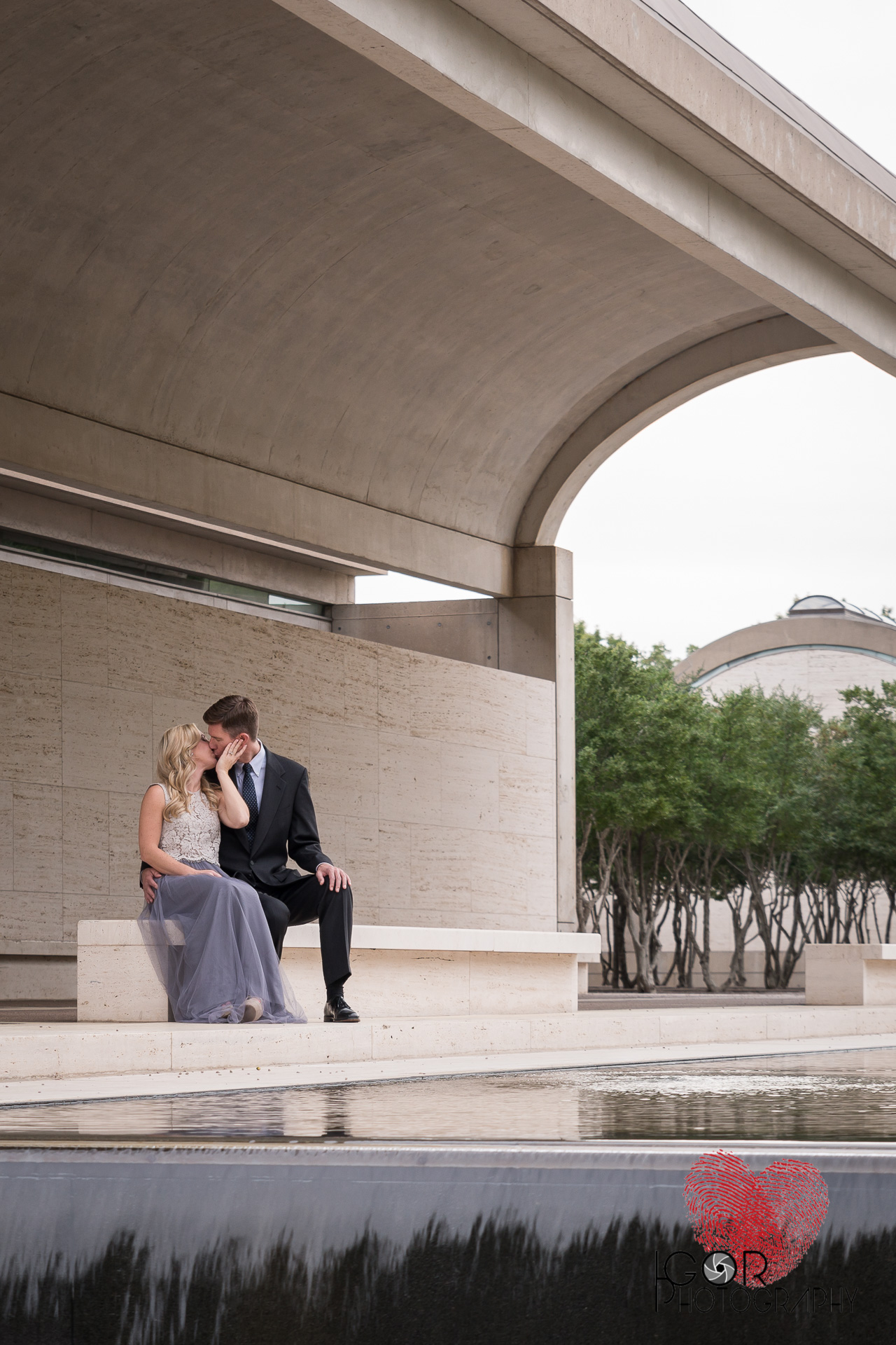 Kimbell Art Museum Engagement