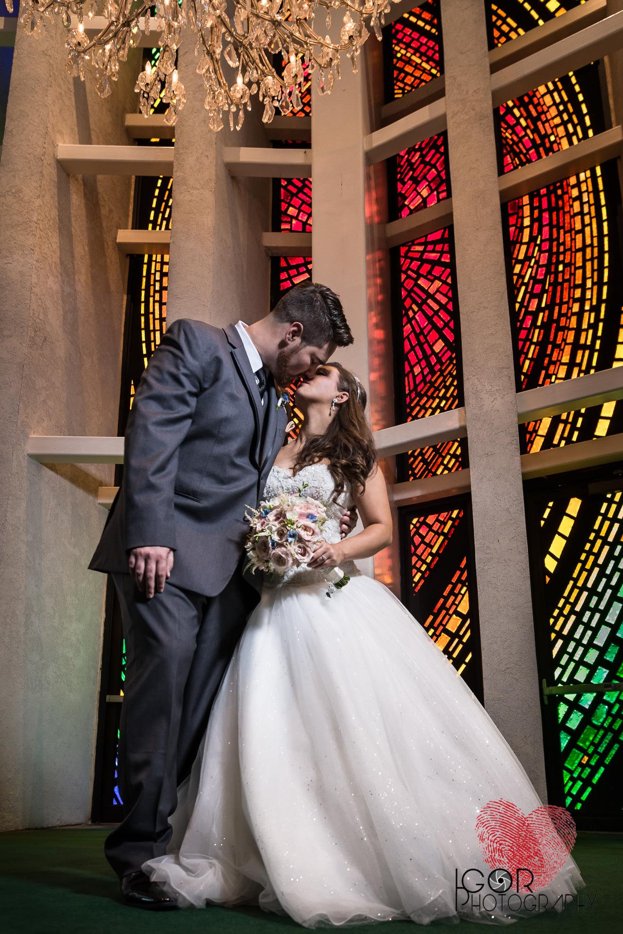 Baptist Church Wedding Fort Worth