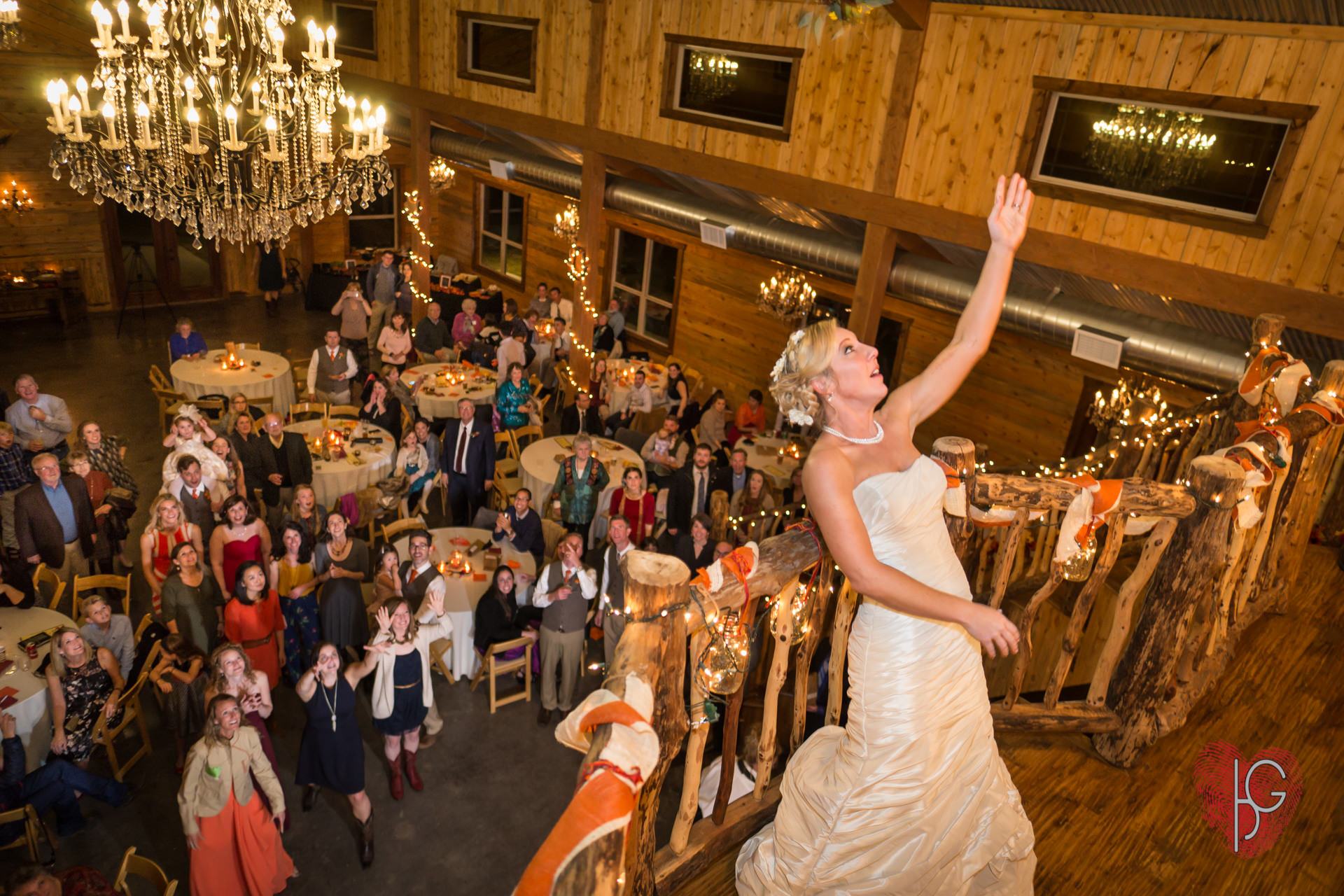 Weatherford wedding reception