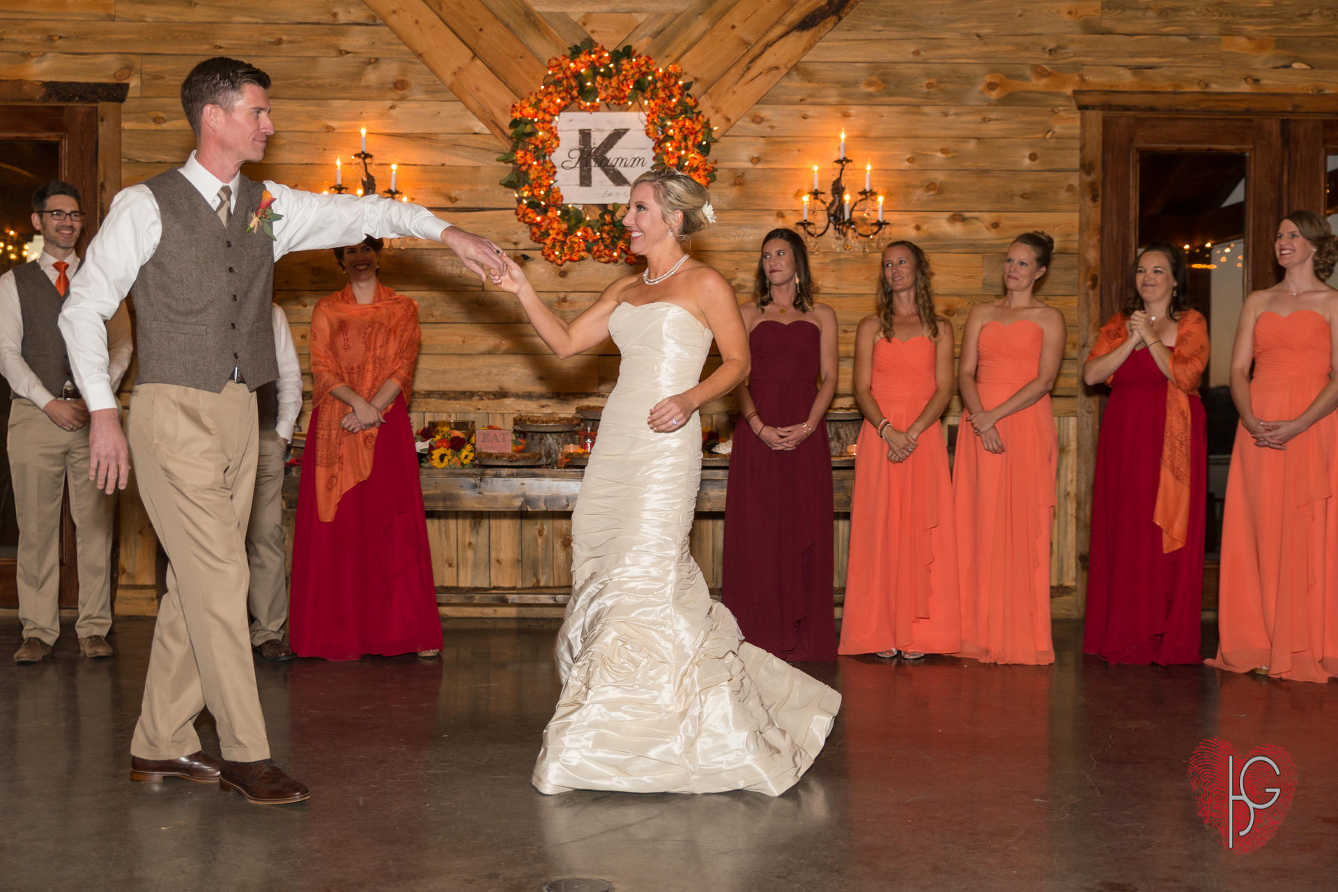 Diamond H3 Ranch wedding