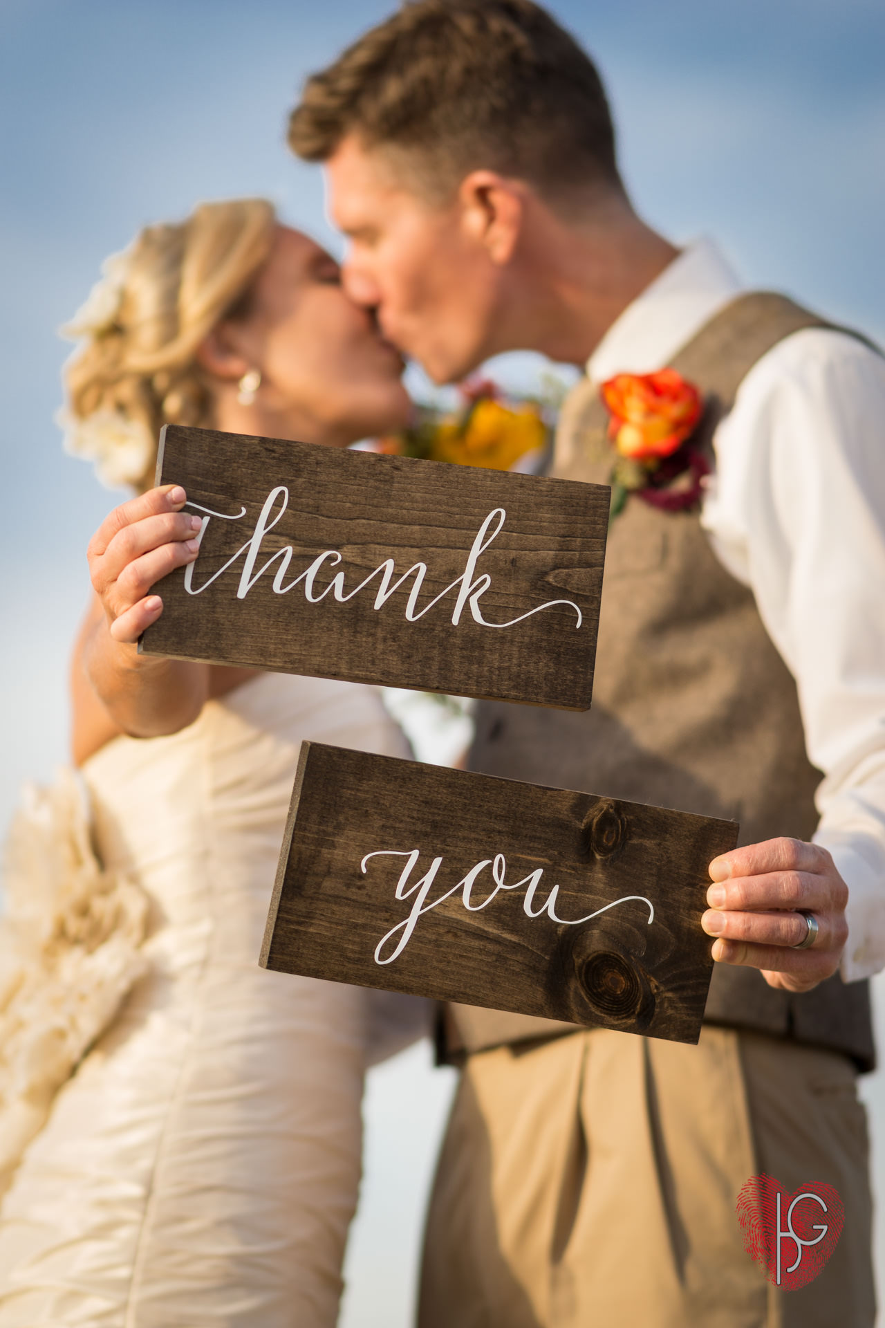 photo for Thank you Cards