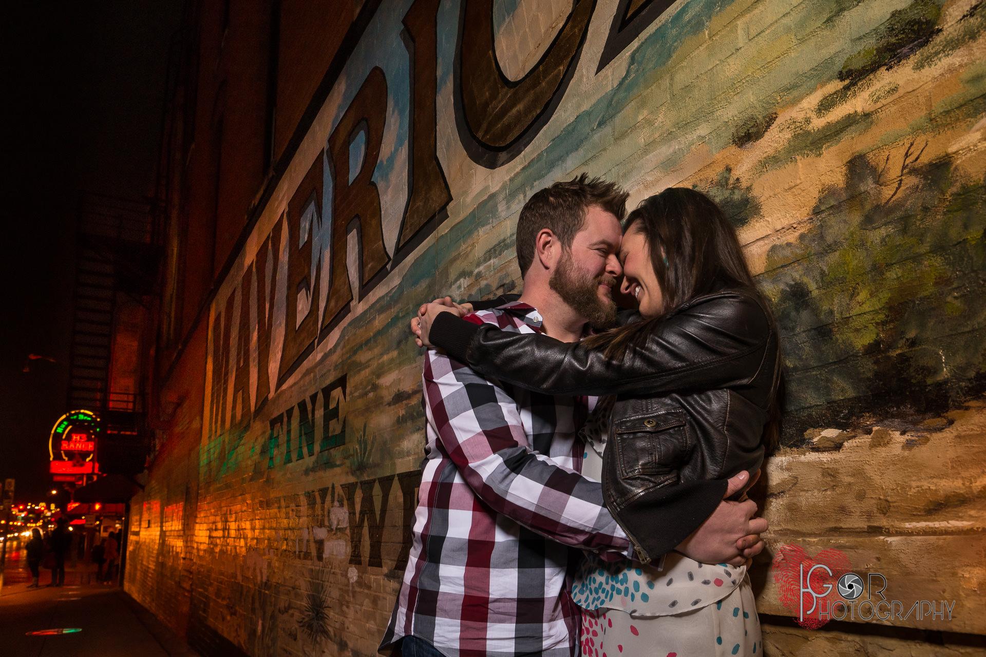 Fort Worth Engagement Photographer