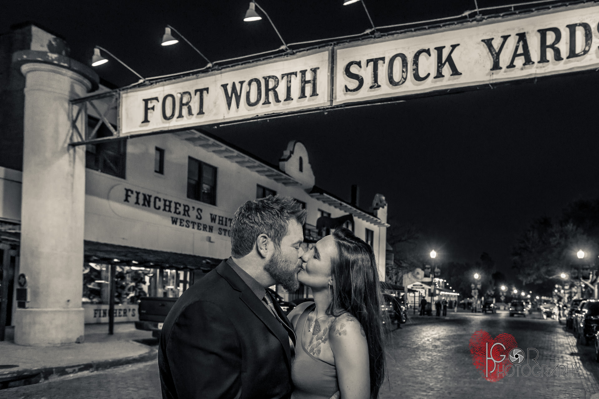 Fort Worth Stockyards Session