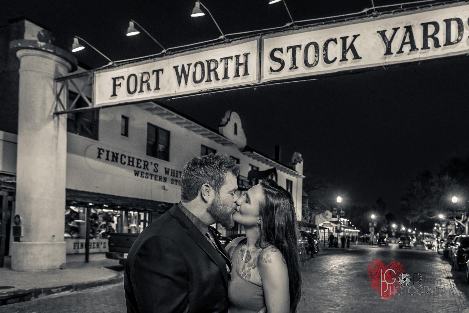 Fort Worth Stockyards Session