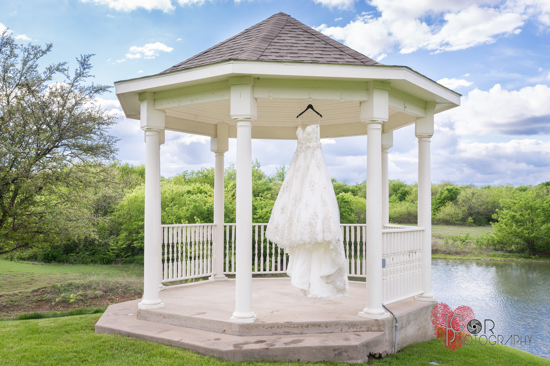 Milestone Mansion venue-Gazebo