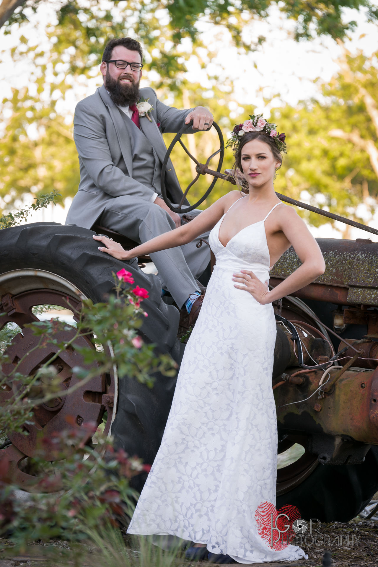 country wedding fashion