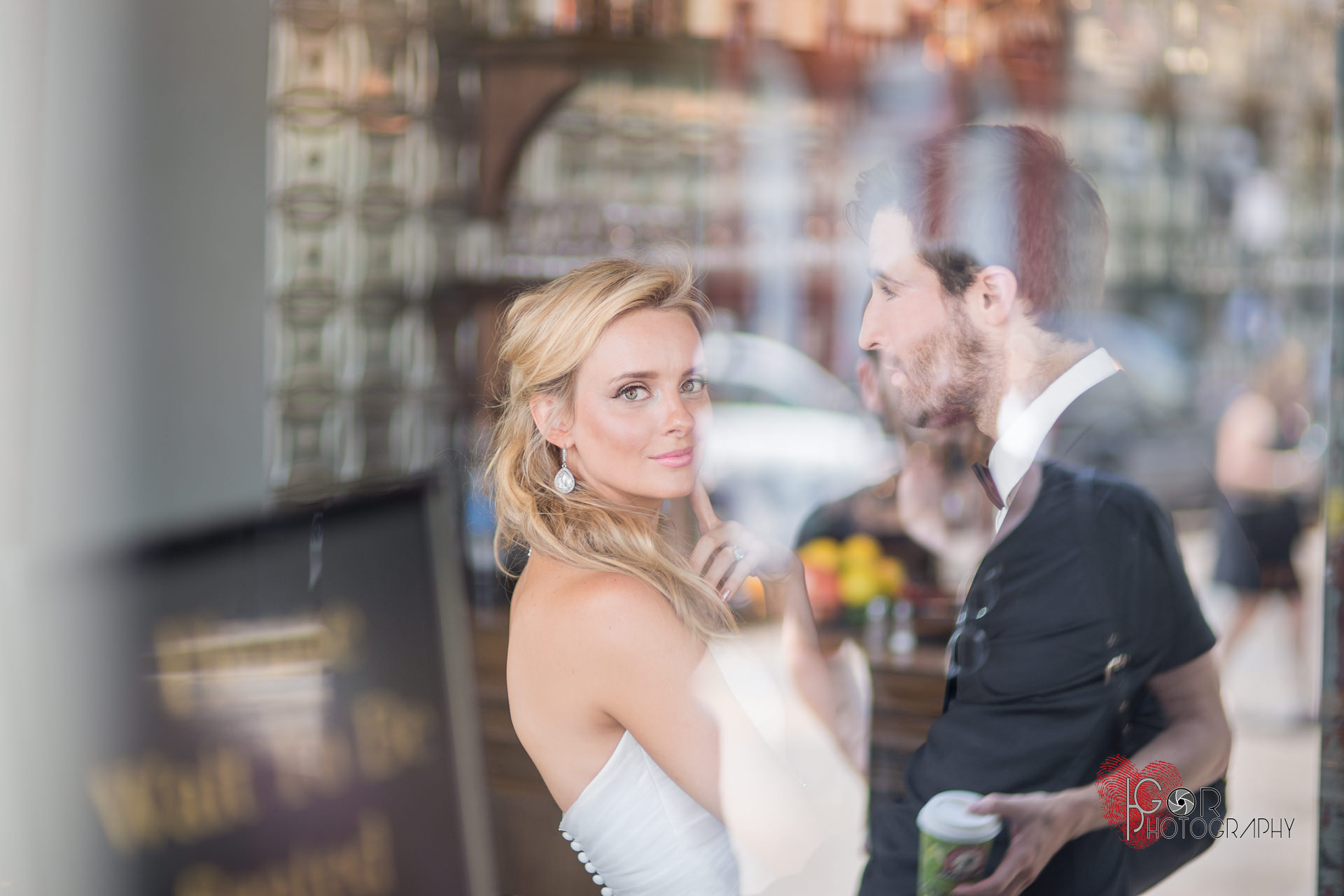 Creative wedding photography New Orleans
