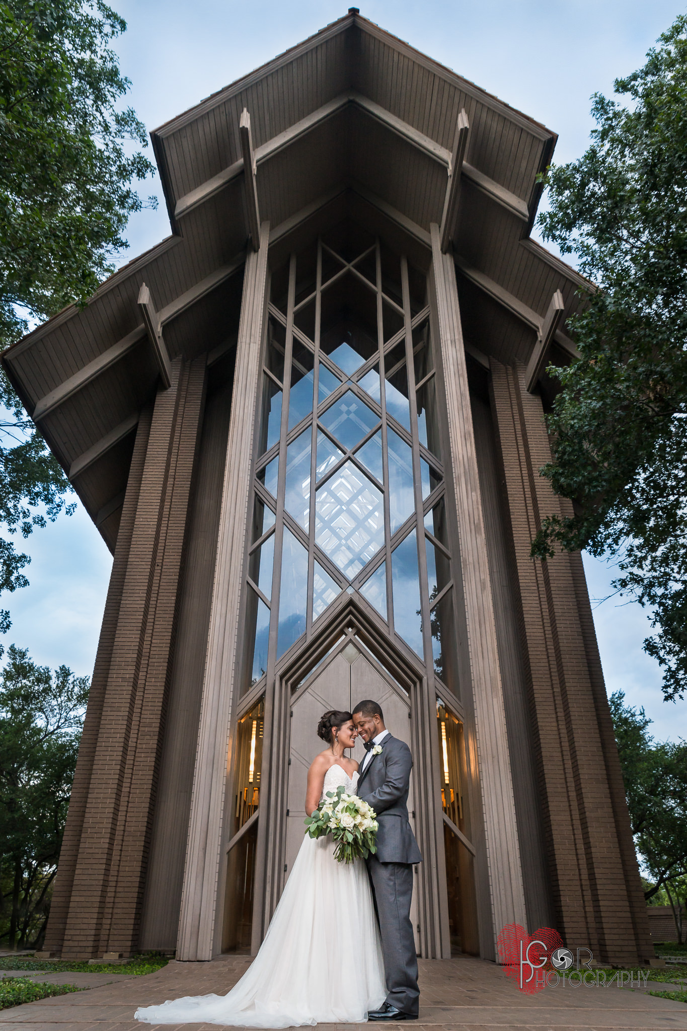 Marty Leonard Chapel Wedding Photography