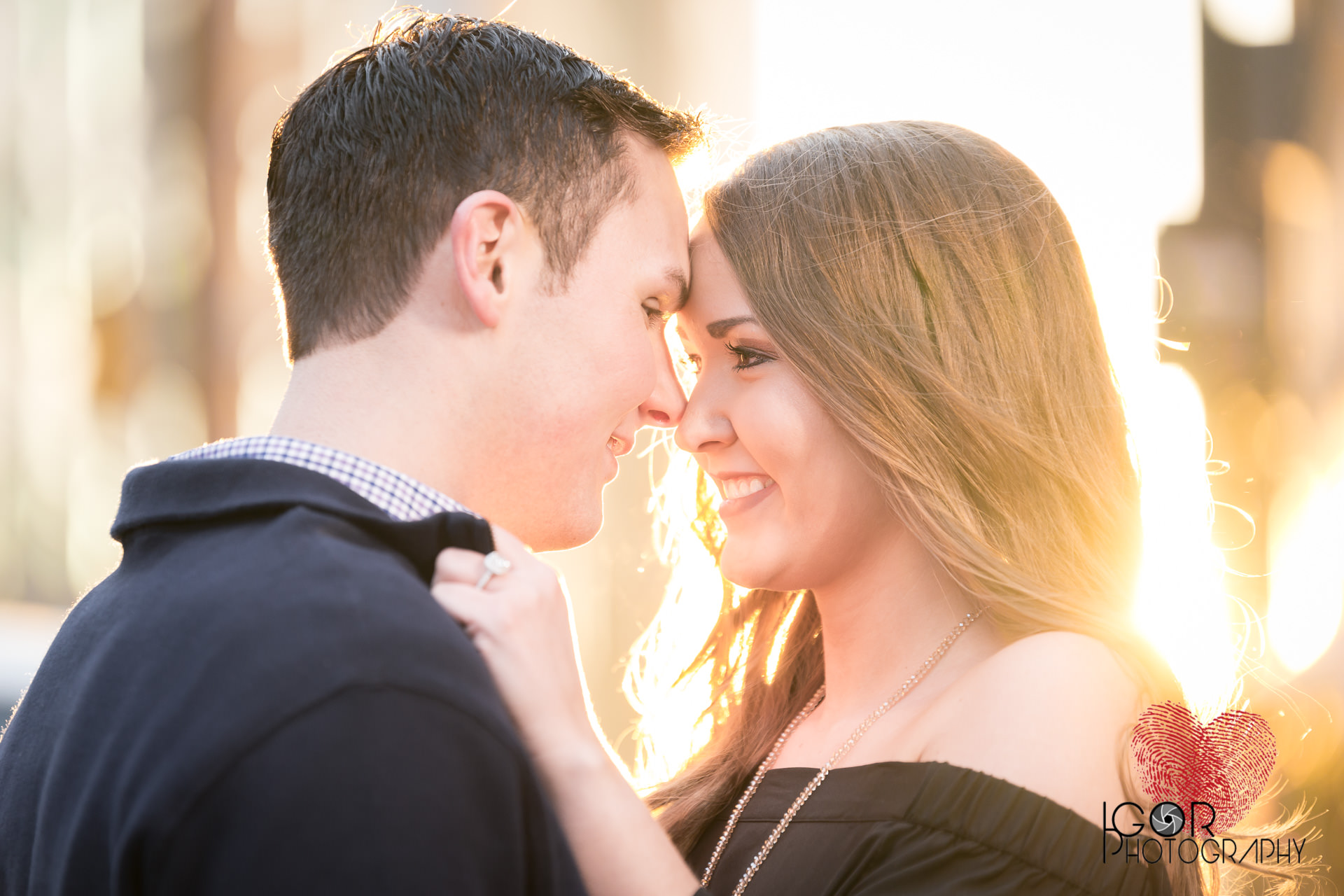 Emotion filled Dallas Engagement Photographer