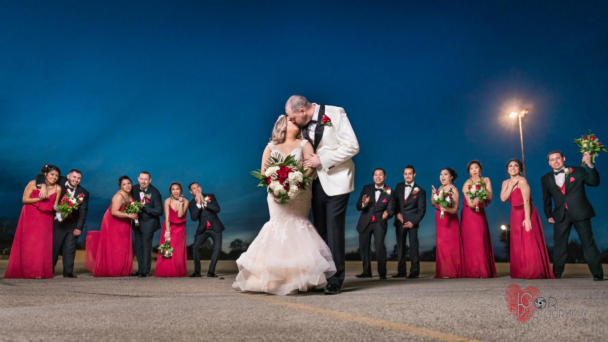 Wedding photography by Igor Photography