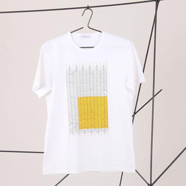 #t-shirt #print #geometric #menswear #madeineurope #ss16