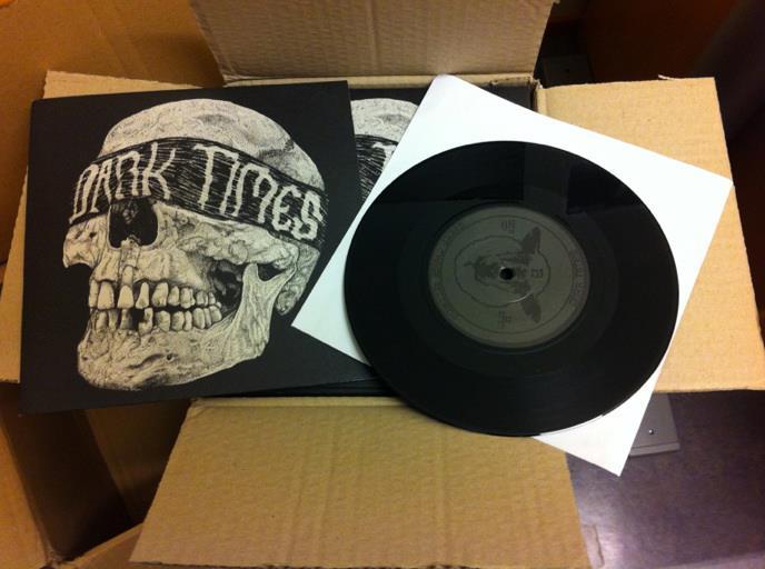 """Dark Times 7"""" (2011)"""