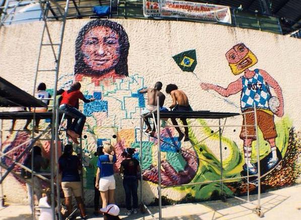 A Visit To Vidigal Favela