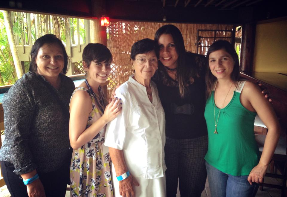 My abuela turned 80 today!