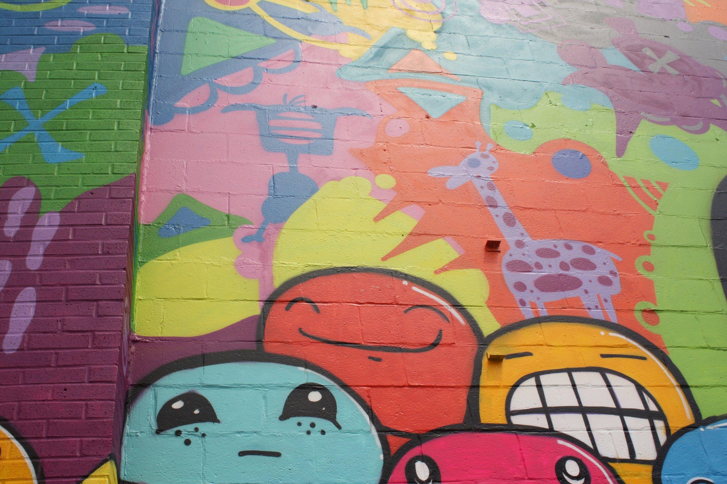 Zukie ladder first wall 1.jpg