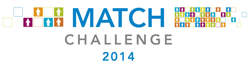 Crisis Assistance Ministry: Challenge Match campaign logo