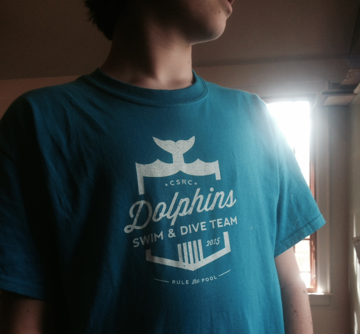 Charlotte Swim and Racquet Club: 2015 Swim & Dive Team T-shirts