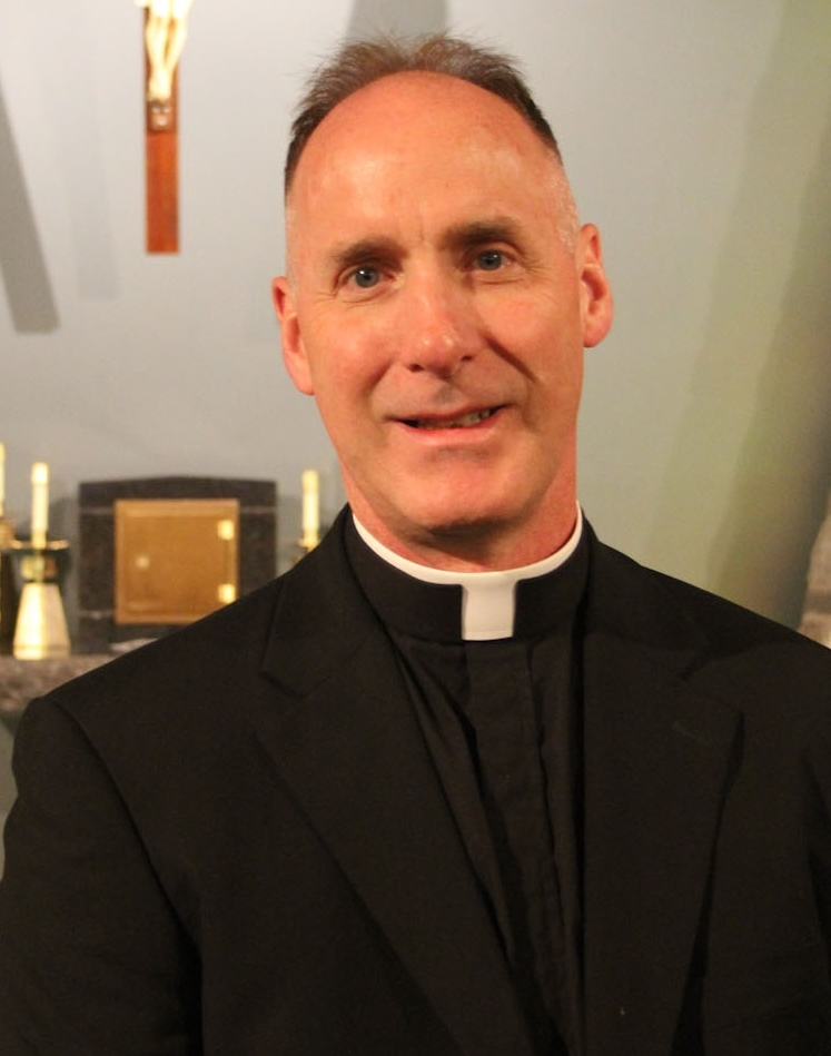 Fr. James Cheney - Fr. Cheney joined us in January of 2016. He is the Chaplain at NDSU in Fargo, North Dakota. He will be joining the January 6-20 group.