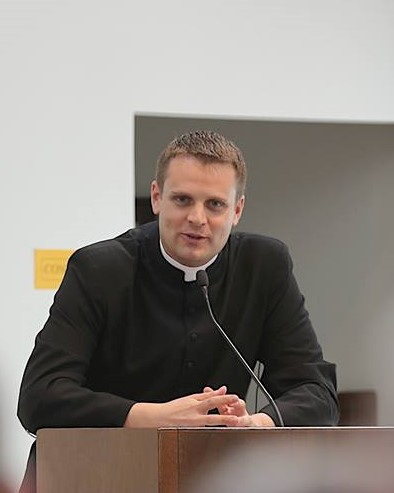 Fr. Eric Clark - Fr. Eric traveled with us in 2007 as a seminarian, so we excited to have him join us again as a staff priest for the January 6-20 group. He is a chaplain and teacher in the Diocese of Lincoln.