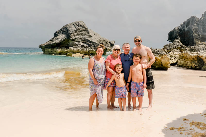 We visited so many beaches. This was Horseshoe Bay. I think the prettiest of all. So many caves to check out and like all the others, beautiful pink sand and the colors of the Caribbean in the ocean.