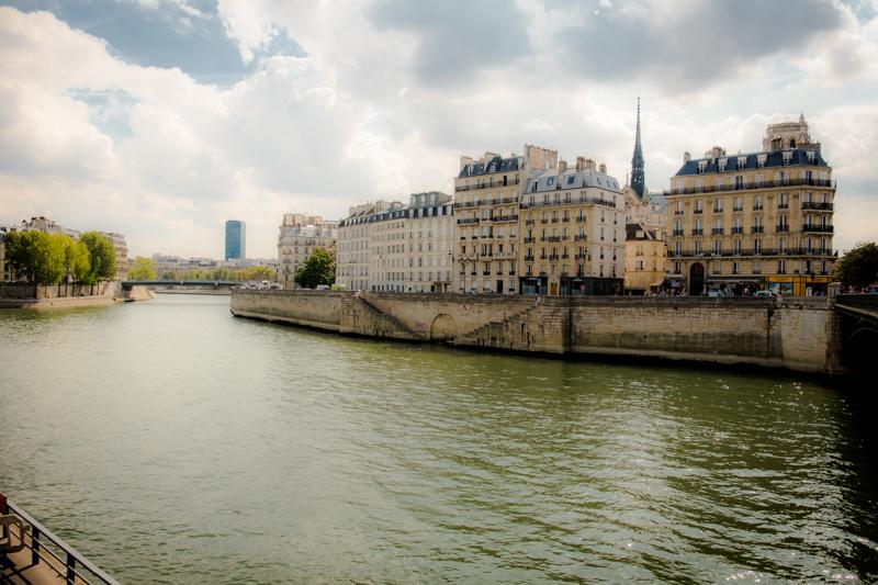 la Seine River