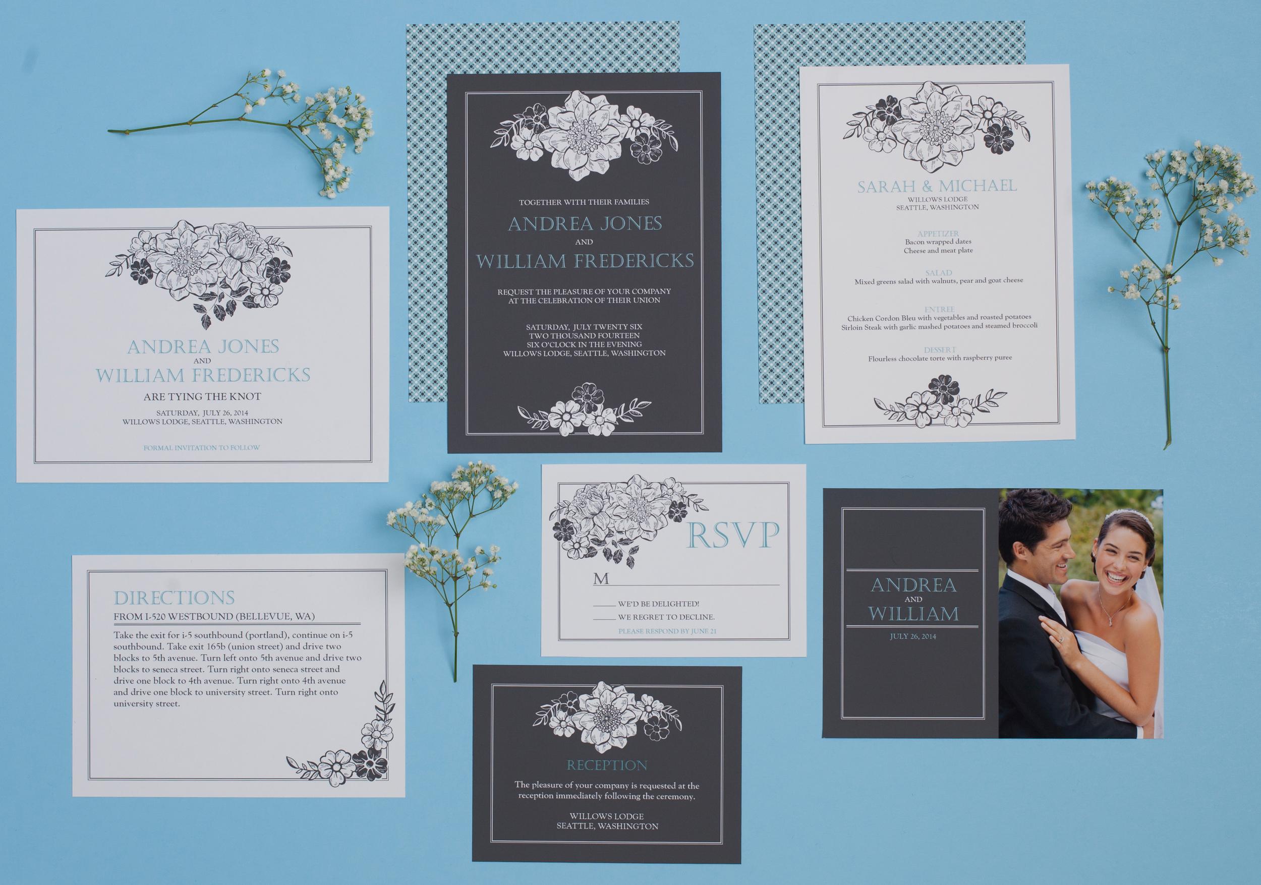 Kleinfeld Paper + Diane Kappa Designs
