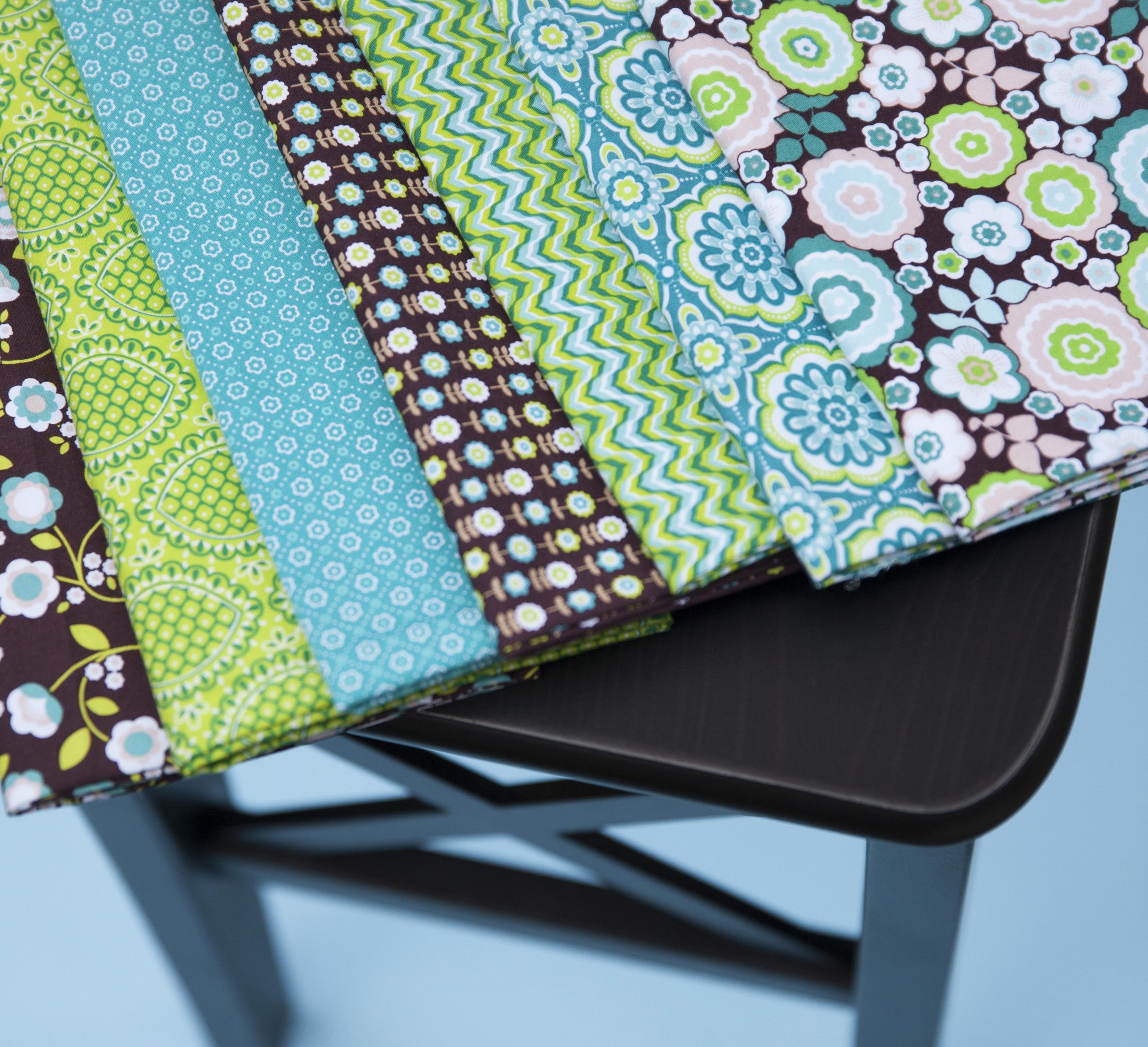 Anthology Fabrics + Diane Kappa Designs