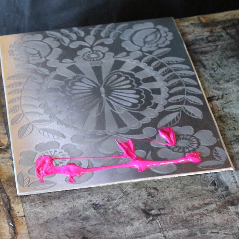 "Diane Kappa Designs ""Mariposa"" Oaxaca"