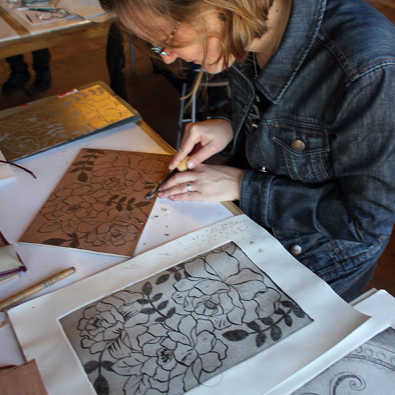 Printmaking Workshop: Oaxaca, Mexico