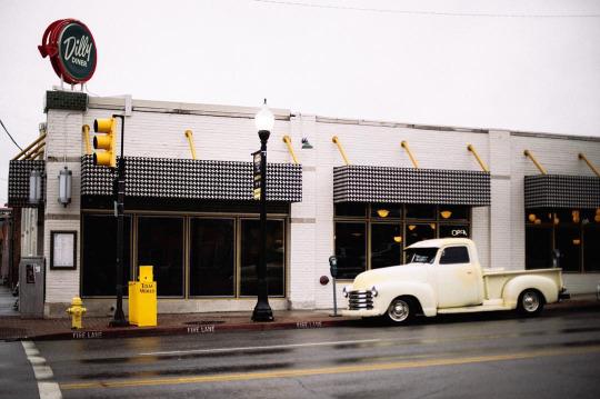 Best Modern Diner Hospitality Design Firm Restaurant Tulsa Dilly Diner Oklahoma