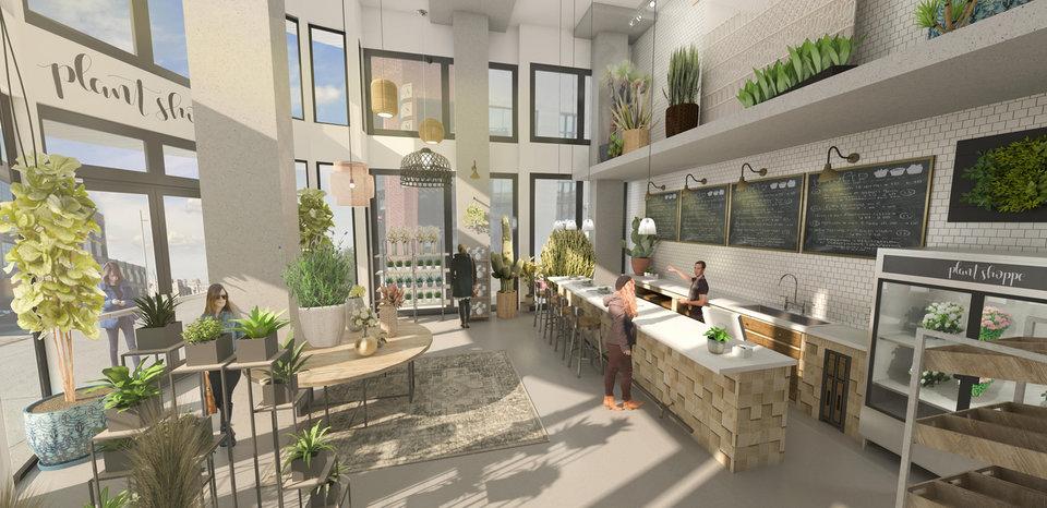 Best Plant Shop Hospitality Design Firm OKC Oklahoma Plant Shoppe