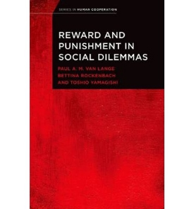 Van Lange, P. A. M., Rockenbach, B., & Yamagishi, T. (2014, Eds).     Social dilemmas: New perspectives on reward and punishment.    New York: Oxford University Press.