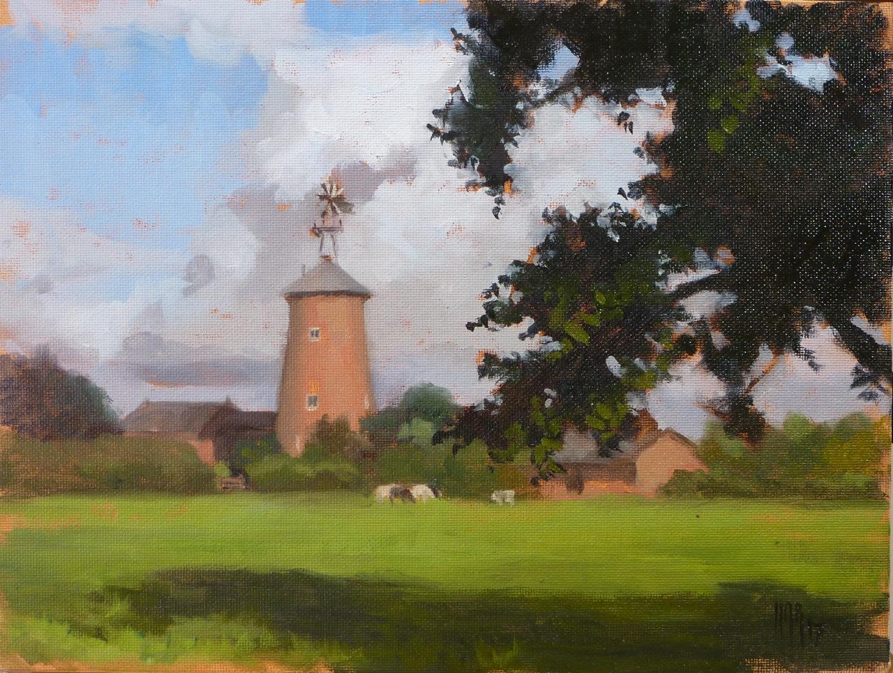 Old Windmill, Acton