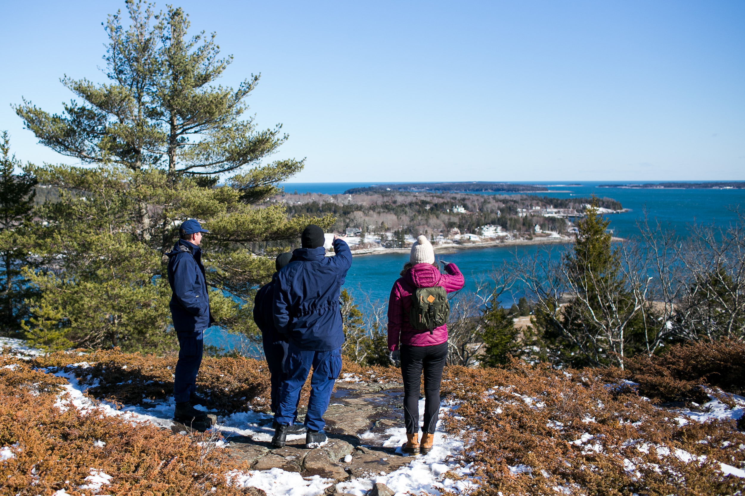 I led a photography workshop with American300 at the USCG Station Southwest Harbor with Cam Held and Christine Reighly who would later in 2017 launch Maine the Way with my photos and writing in one of the stories.