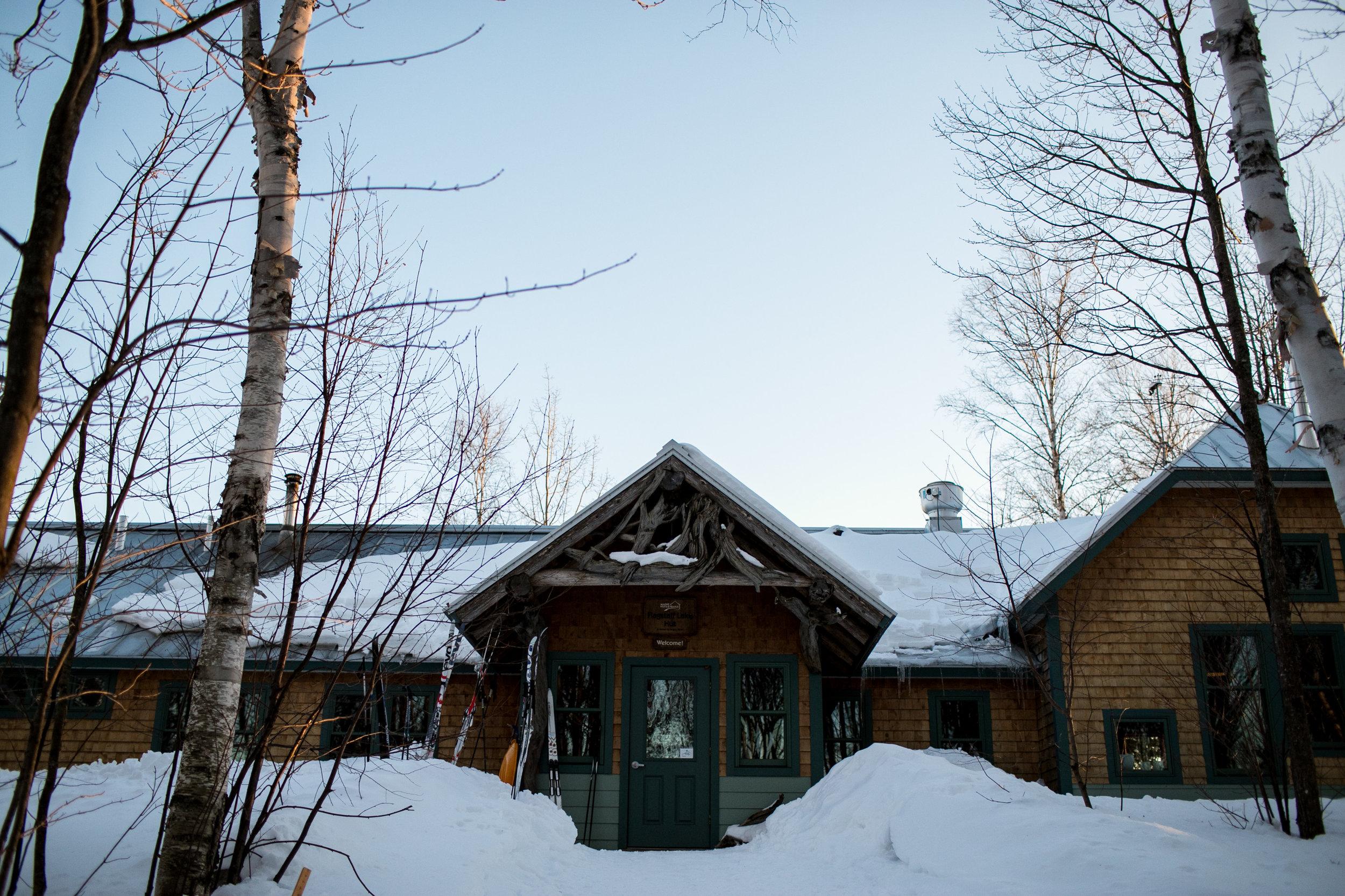 Until next time, Flagstaff Hut!