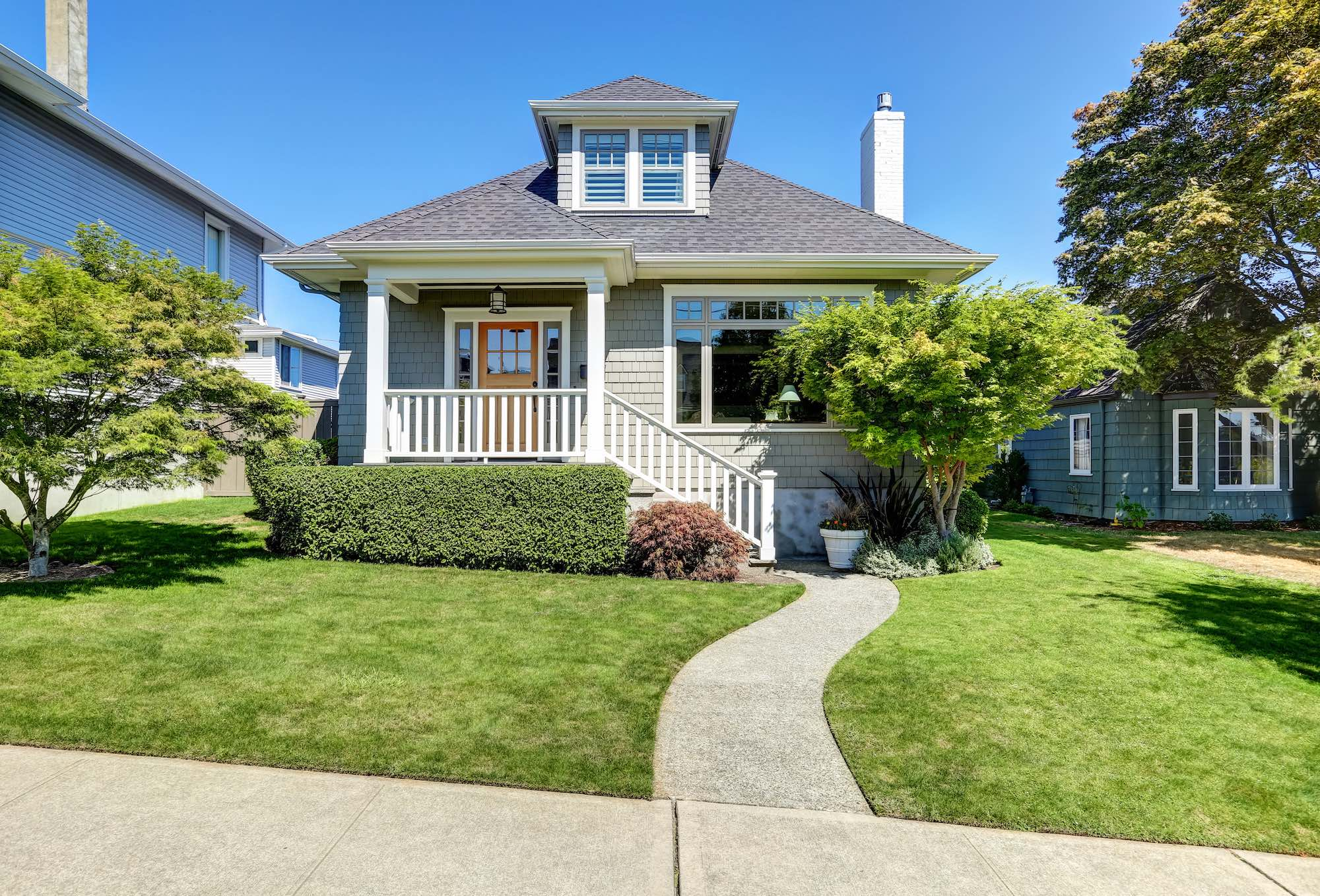 Sellwood is known for its charm and livability.