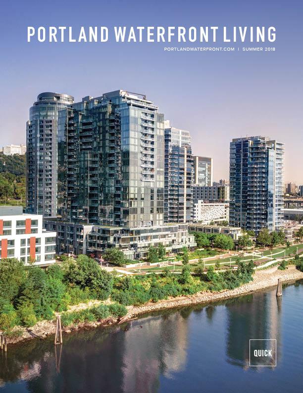 Portland Waterfront Living |Summer 2018