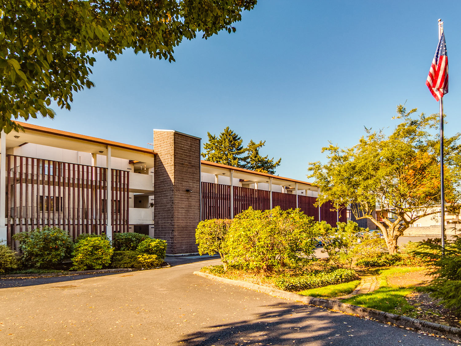The Quayside condos are set in the heart of the Sellwood-Moreland neighborhood