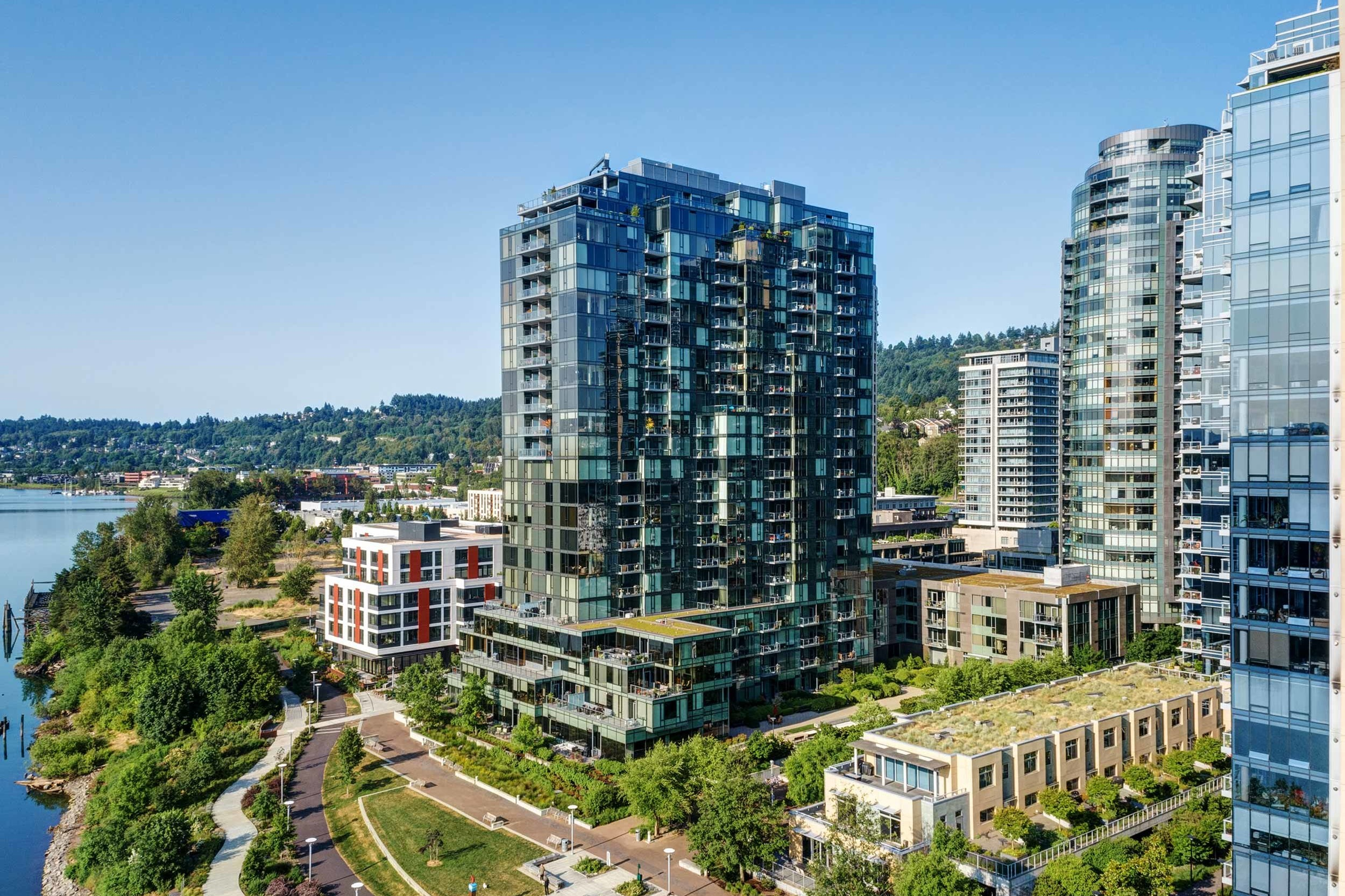ATWATER PLACE - South Waterfront